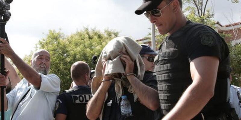 Yunanistan'a kaçan darbeci askerlerle ilgili önemli gelişme