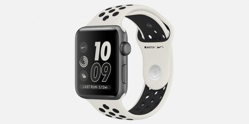 Nike'tan sınırlı sayıda özel Apple Watch NikeLab!