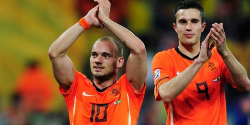 Hollanda'nın da derbisi: Galatasaray-Fenerbahçe