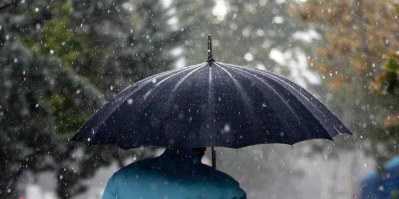 Pazar günü yağmur ve kar bekleniyor