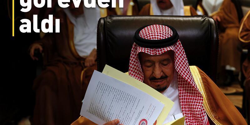 Suudi Arabistan'da üst düzey değişiklikler