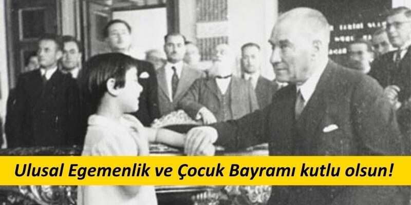 23 Nisan Ulusal Egemenlik ve Çocuk Bayramı nasıl ortaya çıktı?