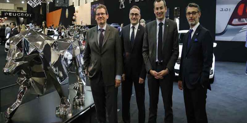 Peugeot Türkiye'de 2 misli satacak