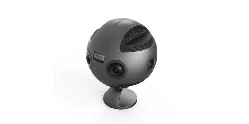 8K çekim yapabilen Insta360 Pro ön siparişe sunuldu