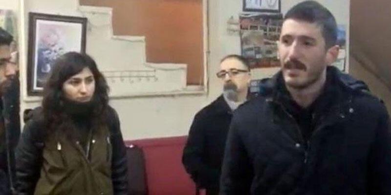 Son dakika: Kahvehanede laiklik konuşmasına tahliye