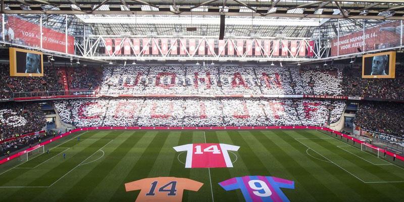 Ajax stadının ismini resmen değiştirdi