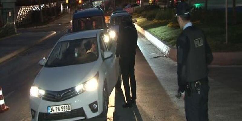 İstanbul'da 200 noktada 5 bin polisle operasyon