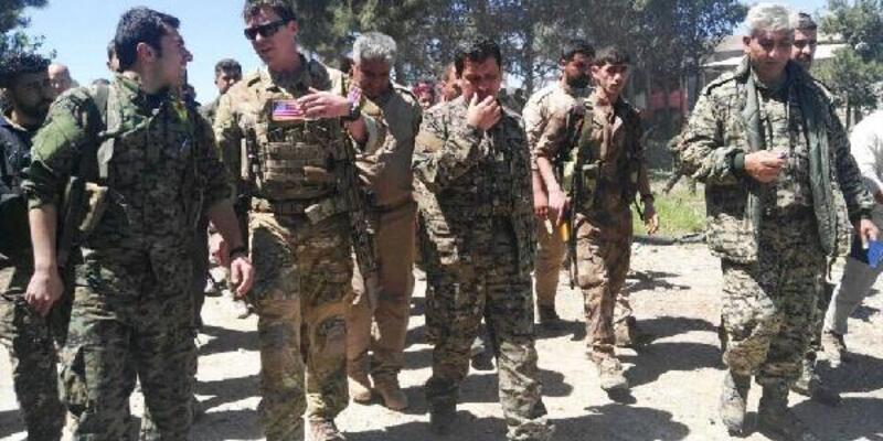 'Türkiye, operasyonlarla ilgili ABD'yi bilgilendirmemiş'