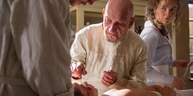 Oscar ödüllü Kingsley'den Haluk Bilginer'e övgü
