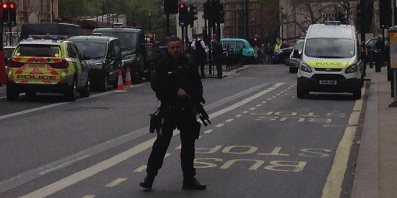Son dakika: Londra'da saldırı girişimi