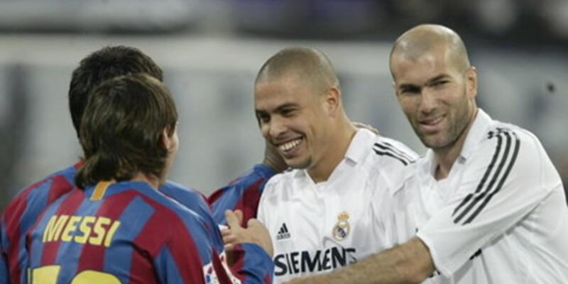 Messi'nin formasını istediği tek futbolcu