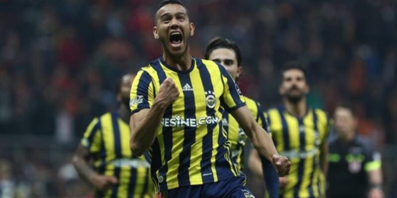 Josef de Souza: Galiba Fenerbahçe'nin kulüp tarihine geçtim