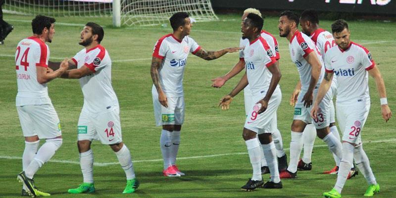 Adanaspor 2-5 Antalyaspor
