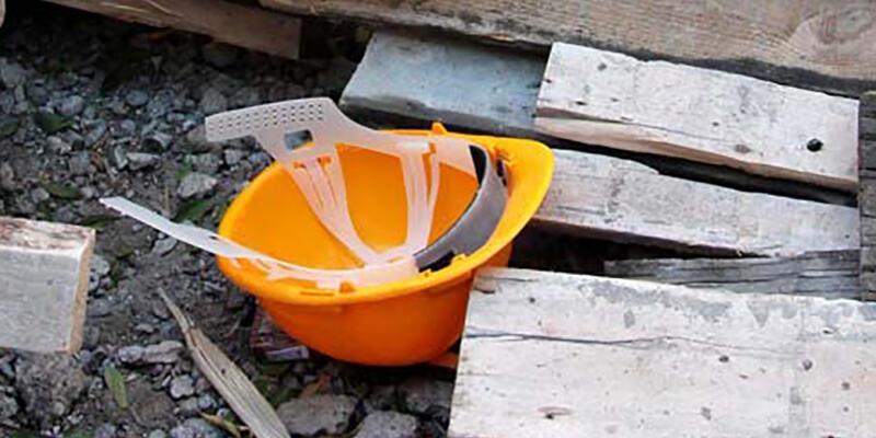 Kırşehir'de inşaattan düşen işçi yaşamını yitirdi