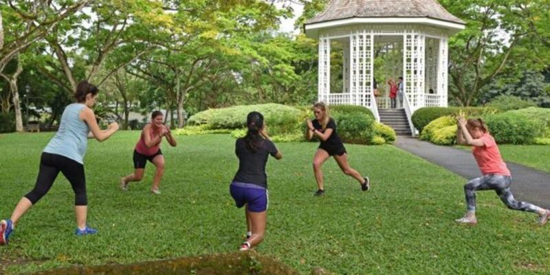 Anne adaylarının yeni gözdesi: Doğuma hazırlık egzersizleri