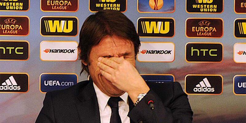 Conte sinirlendi: Biraz saygıyı hak ediyorum