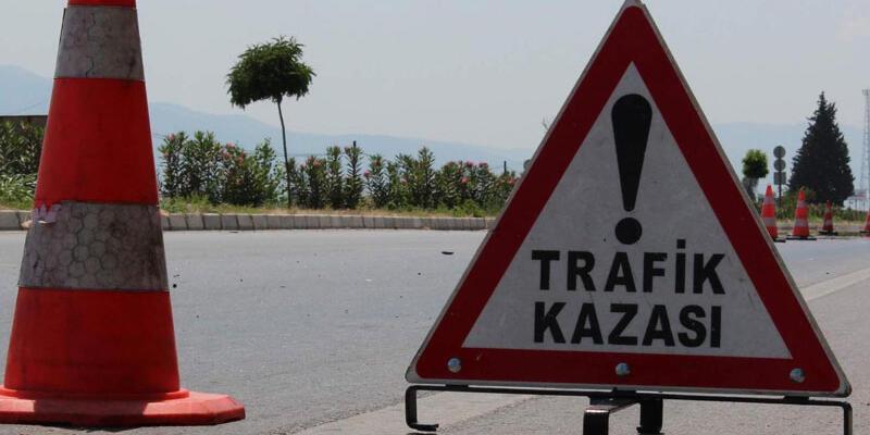 Eskişehir'de kaza: 1 ölü 2 yaralı