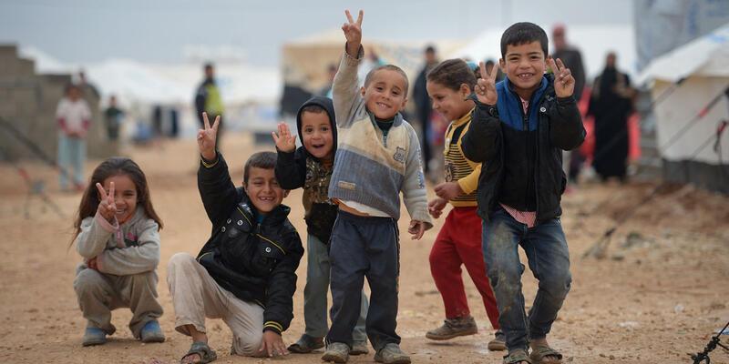 Suriyeli çocuklar bilgisayar oyunuyla öğrenecek
