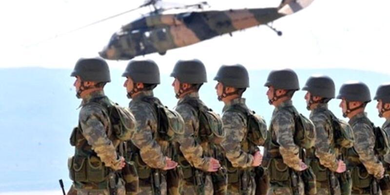 Biri Tümgeneral 3 kişilik askeri heyet keşif için Katar'a gitti