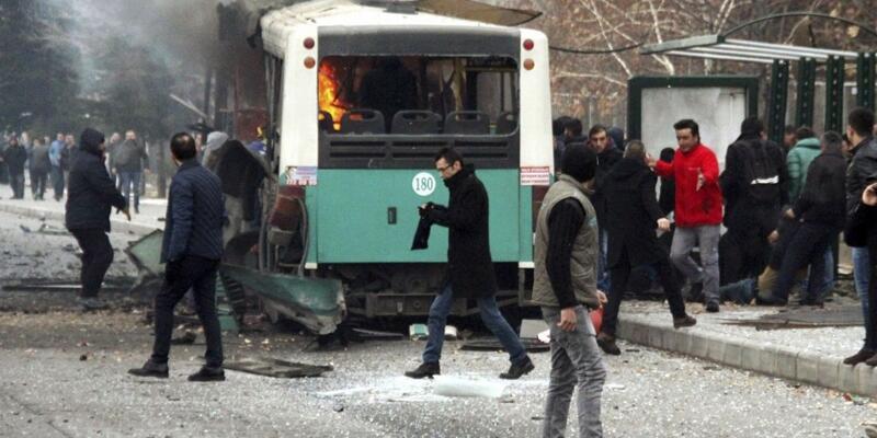 Kayseri'de 15 askerin şehit olduğu saldırının ilk duruşması 24 Ekim'de