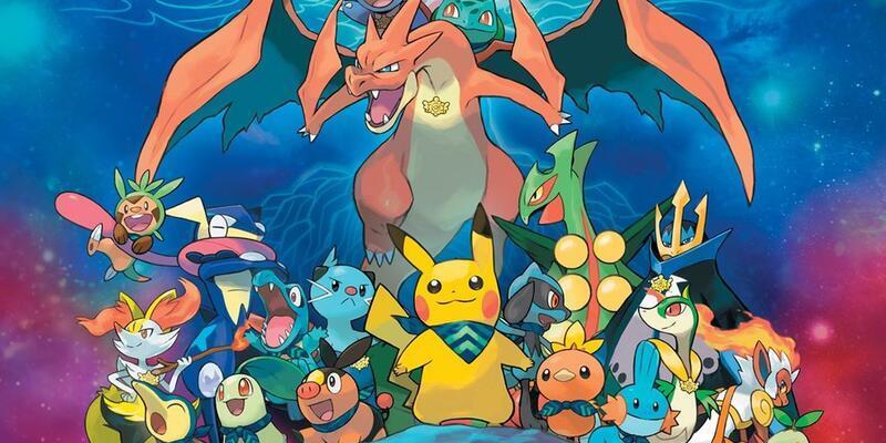 Yeni Pokemon oyunu için tarih verildi!