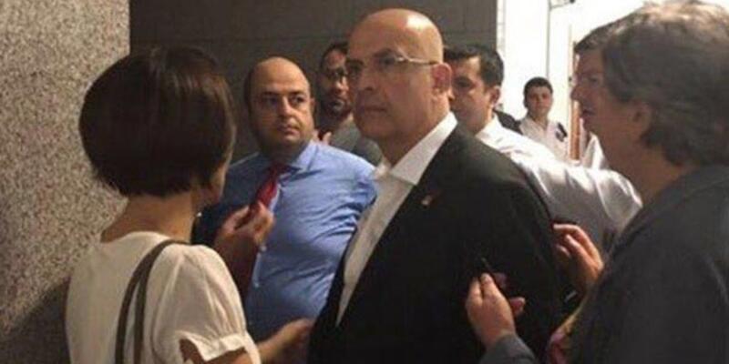Tutuklu CHP Milletvekili Enis Berberoğlu hastaneye kaldırıldı