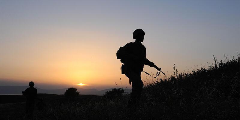 Kalp krizi geçiren asker yaşamını yitirdi