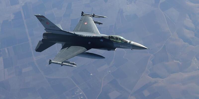 TSK: Hava harekatında 7 terörist öldürüldü