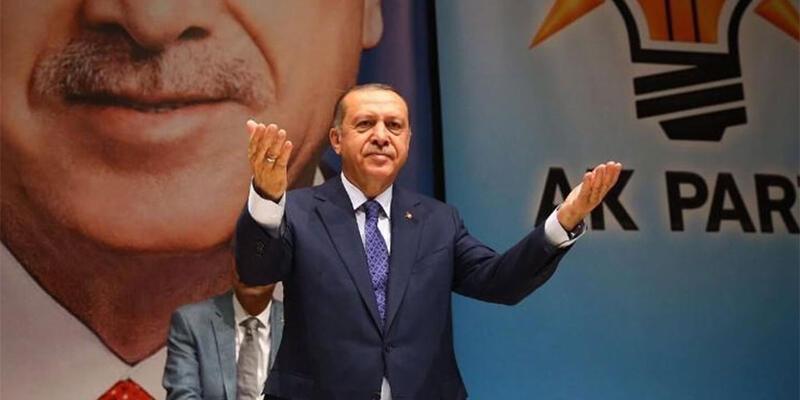 Erdoğan'dan, Atatürk'ün Ankara'ya gelişinin yıl dönümü mesajı
