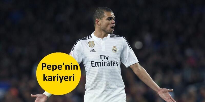 Pepe kimdir? Portekizli stoper Beşiktaş'ta!