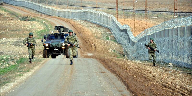 Suriye'den gelen PKK'lı sınırı geçerken yakalandı