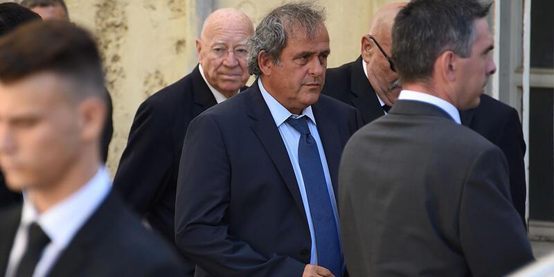 Michel Platini serbest bırakıldı