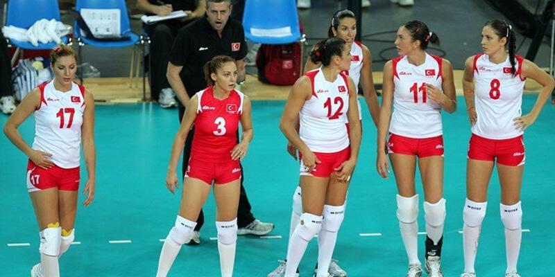 Türkiye ilk maçını kaybetti