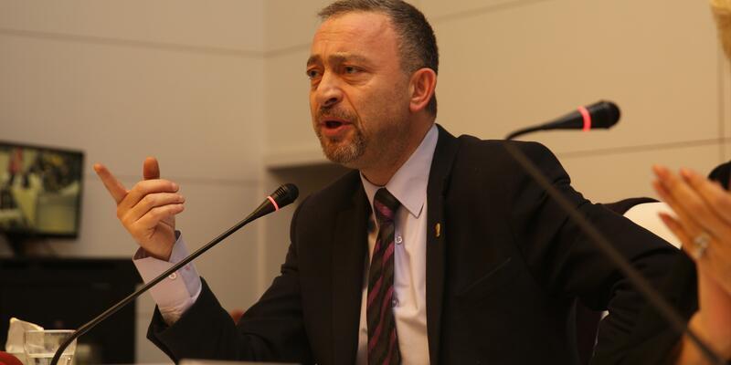 İstanbul Barosu eski başkanı Ümit Kocasakal CHP Genel Başkanlığı'na aday oluyor