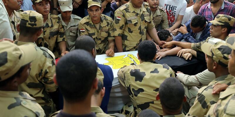 Dışişleri'nden Mısır'daki terör saldırılarına kınama