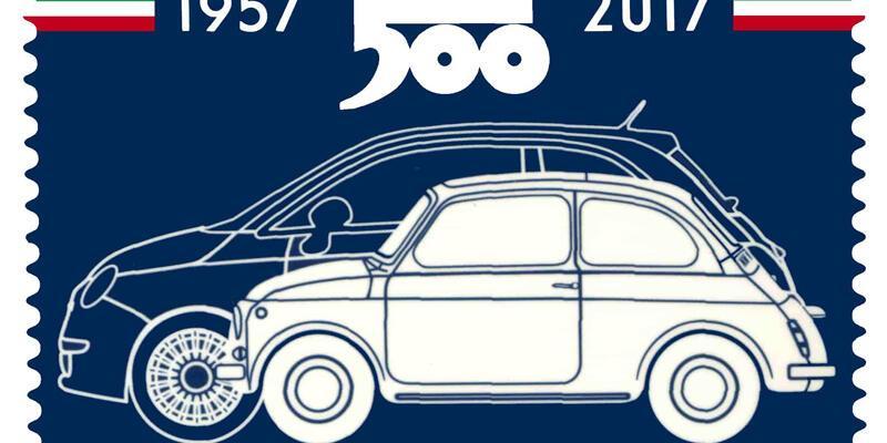 Fiat 500'ün 60'ıncı yaşına özel versiyon üretildi