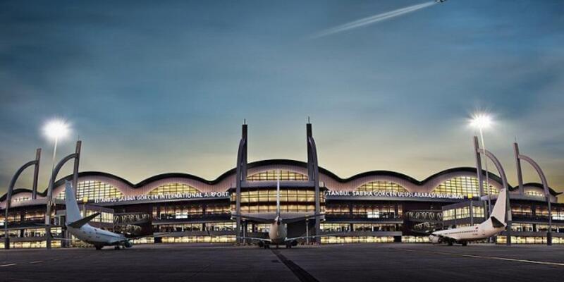 Sabiha Gökçen Havalimanı, 20 milyon yolcuyu geçti