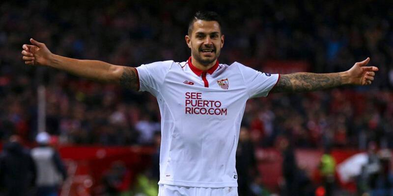 Atletico Sevilla'ya gol attı: Vitolo
