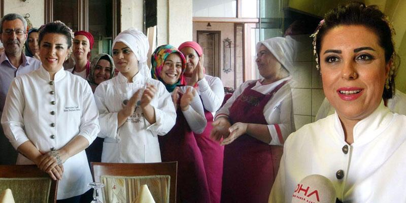 Dünyanın en iyi 10 şefinden biri Türk: Ebru Baybara Demir