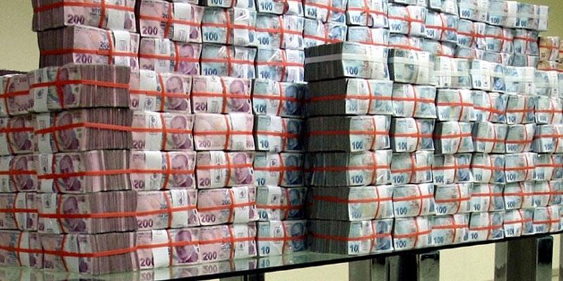 Bankalardaki toplam mevduat tutarı arttı
