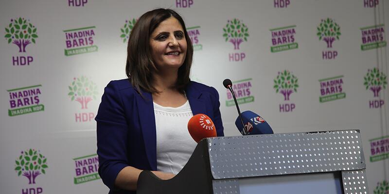Son dakika... HDP'li Dilan Dirayet Taşdemir serbest bırakıldı