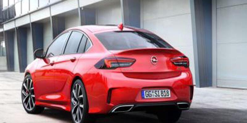 Opel Insignia'nın GSi versiyonu eylülde yollarda