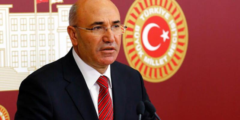 CHP'li Mahmut Tanal dokunulmazlığının kaldırılması için dilekçe verdi