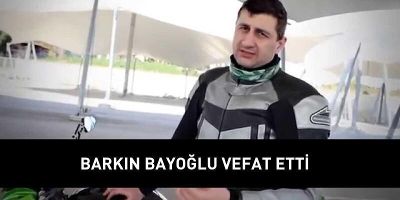 Altın elbiseli adam vefat etti: Barkın Bayoğlu kimdir?