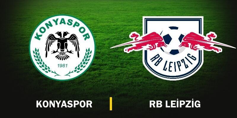 Konyaspor-Leipzig maçı hangi kanalda, ne zaman, saat kaçta?