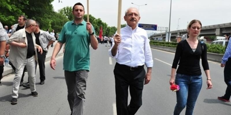 Kemal Kılıçdaroğlu, oğluna röportaj verdi