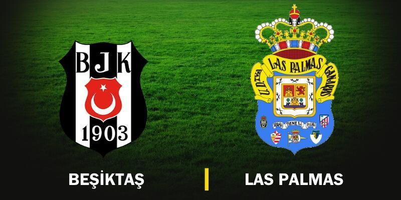 Canlı izle: Beşiktaş-Las Palmas maçı hangi kanalda? (Hazırlık maçı)