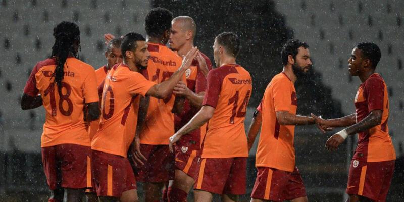 Galatasaray 2-1 Eskişehirspor / Maç Özeti