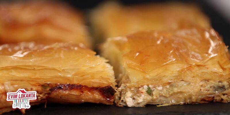 Köz patlıcanlı börek tarifi