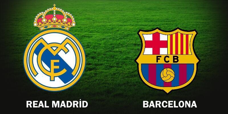 Real Madrid, Barcelona La Liga maçı hangi kanalda, El Clasico saat kaçta?